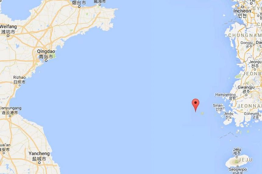 The Chinese boat, caught fishing in waters off the south-west of the peninsula, about 70 km south-west of Hongdo Island, would be brought in to a South Korean port later on Friday, the official said.