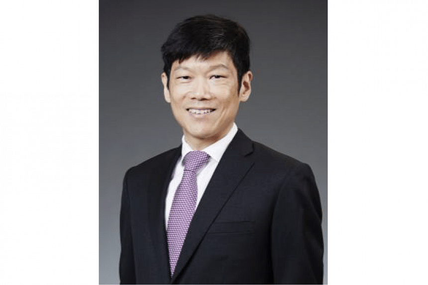 Mr Ng Chee Khern has been named Chairman of the GovTech board.