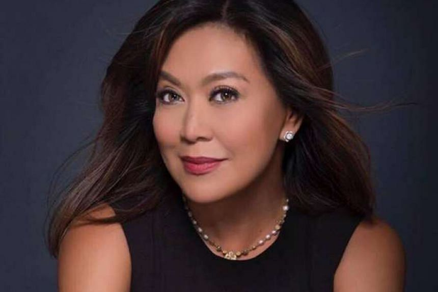 """Ms Davila, who works for ABS-CBN and is known for her talent, charm and intelligence, has been described as """"delicious"""" by Philippine President Rodrigo Duterte."""