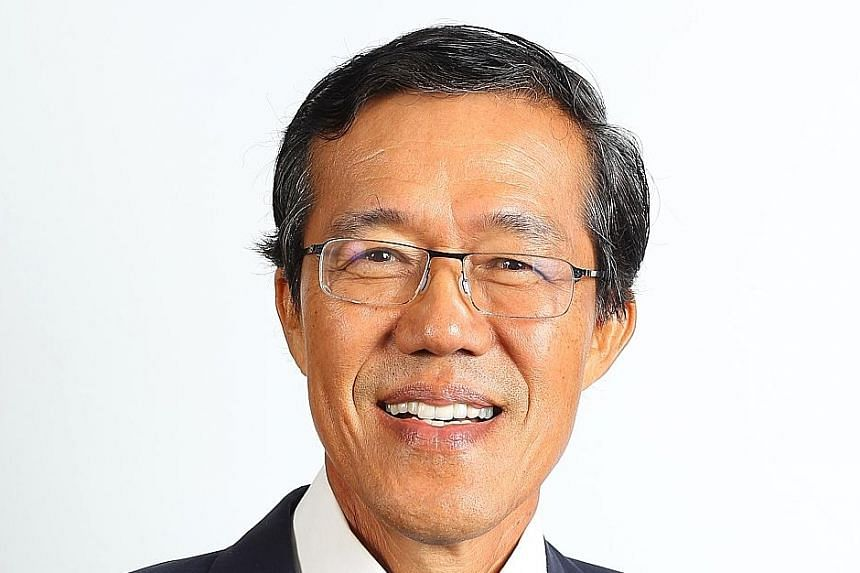 With Jurong Port's latest appointments, there continue to be nine members on the board. From top: Mr Ng Chee Keong takes over as chairman at Jurong Port from today; Mr Robert Yap and Mr V. Sivarajan are the port's new board members.