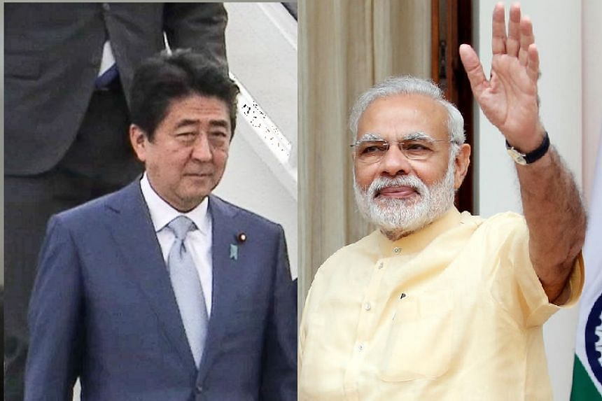 The governments of Japan and India are leaning towards holding a summit meeting between Indian Prime Minister Narendra Modi and Japanese Prime Minister Shinzo Abe in November.