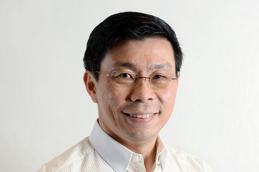 Mr Lee Yi Shyan will be taking over Mr Chua Thian Poh as the new chairman of Business China.