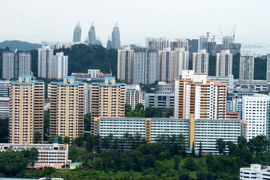 About 840,000 HDB households will receive Utilities-Save (U-Save) rebates in October.