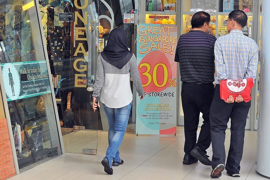 Some retailers held their own sales earlier than the GSS to beat their rivals, dampening the effect of the annual event. But the Singapore Retailers Association cannot stop them nor dictate the duration of their sales.