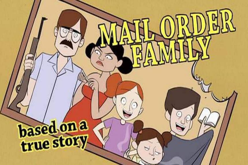 Mail-order family was to have been based on writer-producer Jackie Clarke's experiences with her mail-order Filipina stepmother.