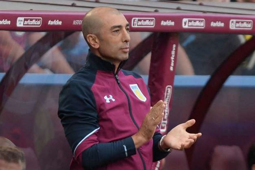 Roberto Di Matteo has been sacked from his position as Aston Villa's manager.