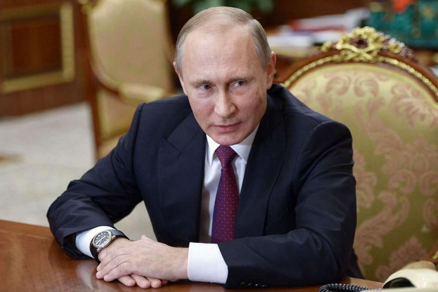 "Russian president Vladimir Putin suspended the plutonium agreement because of what the Kremlin called ""unfriendly"" acts by Washington."