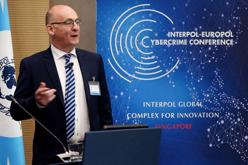 Mr Steven Wilson, head of the European Cybercrime Centre at Europol, said he sees young children and teens getting involved in cybercrimes.