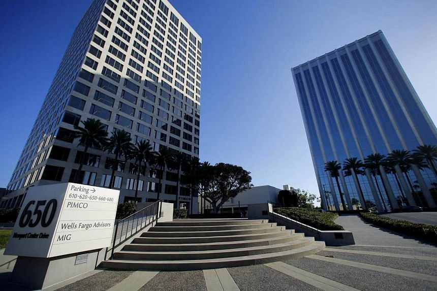 The offices of Pacific Investment Management Co (PIMCO).