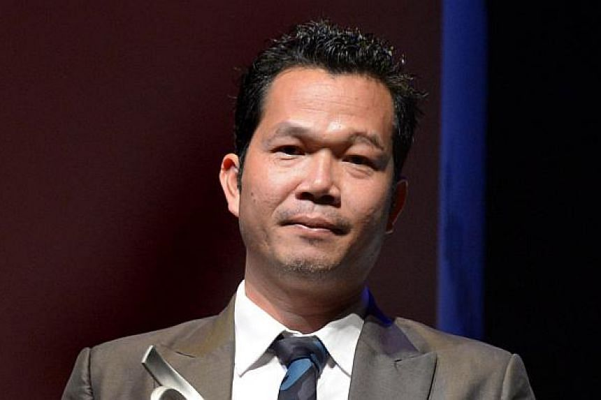 Cambodian artist Svay Sareth won Best Emerging Artist Award in the sculpture category and the Overall Best Emerging Artist Award. He had received only half of his total prize money of US$50,000 then.