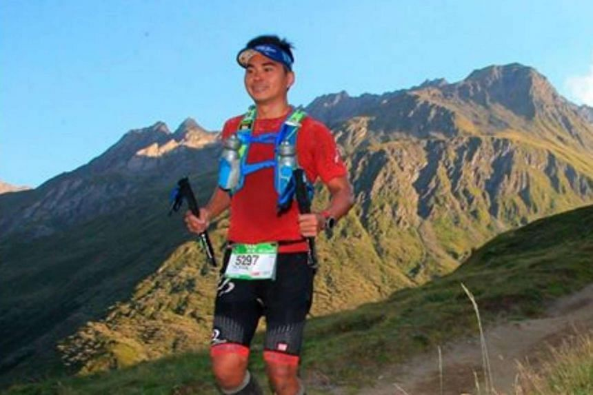 Avid runner Woon Tai Kiang is believed to have fallen 150m into a ravine after slipping off the trail last Saturday (Oct 1), before succumbing to his head injuries.