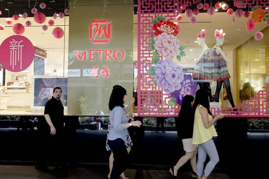 Activist investor Quarz Capital Management Ltd has turned its sights on Singapore, calling on retailer and real-estate developer Metro Holdings to return excess cash to investors.