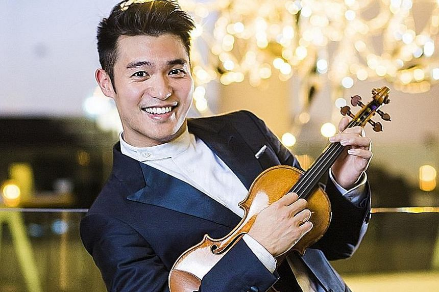 Taiwanese- Australian violinist Ray Chen is reaching out to young people on social media to change their perception of classical music as uncool.