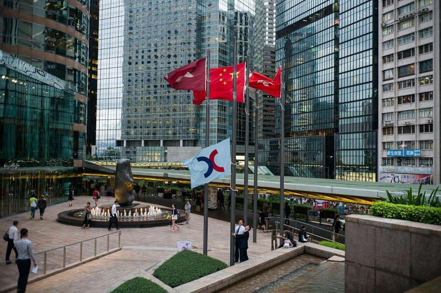 Hong Kong is becoming the new wild east as mainland investors increasingly target the city's stocks.
