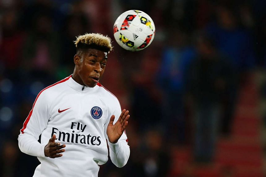 Paris Saint-Germain defender Presnel Kimpembe has been called up by France to replace the injured Eliaquim Mangala.