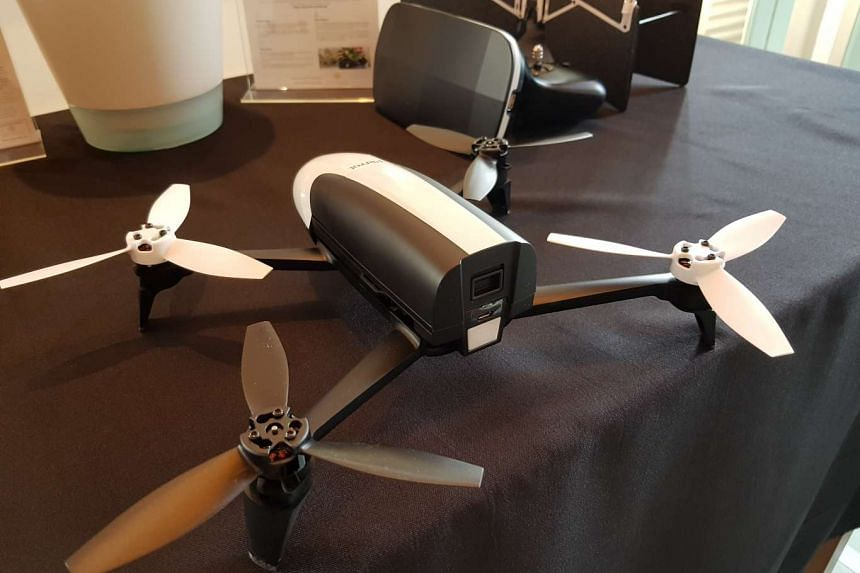 The Parrot Bebop 2 ($1,399) is the successor to the popular Parrot Bebop quadcopter, and weighs 500g.