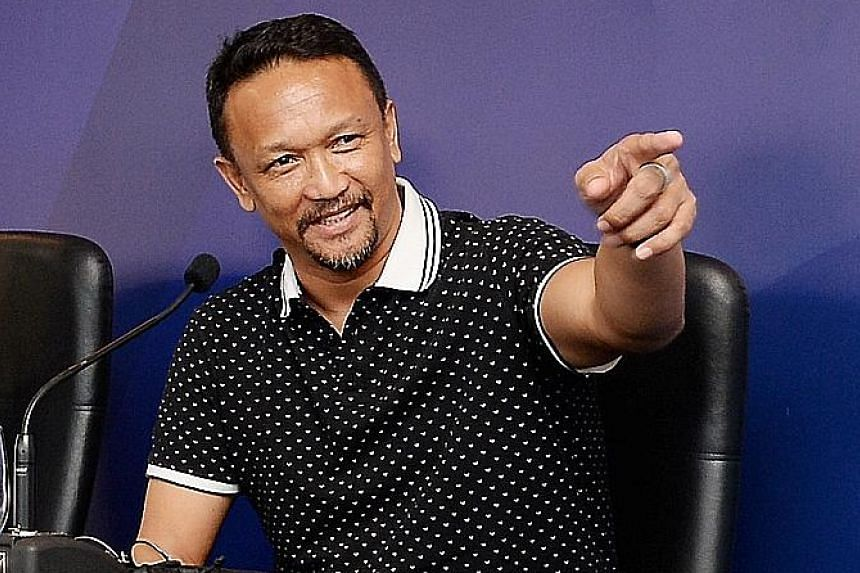 """Fandi Ahmad picked the FAS contract over a serious offer from """"second home"""" Pahang as he believes in this long-term project. He still aims to handle the senior national team one day after he achieves his current goals."""