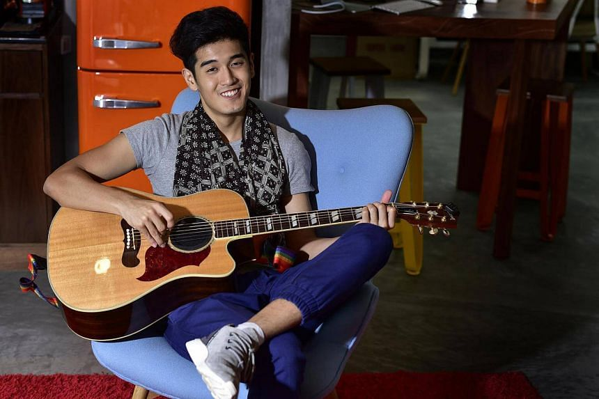 Local singer Nathan Hartono is set to take part in the finals of the Chinese reality singing competition, Sing!China, on Friday (Oct 7).