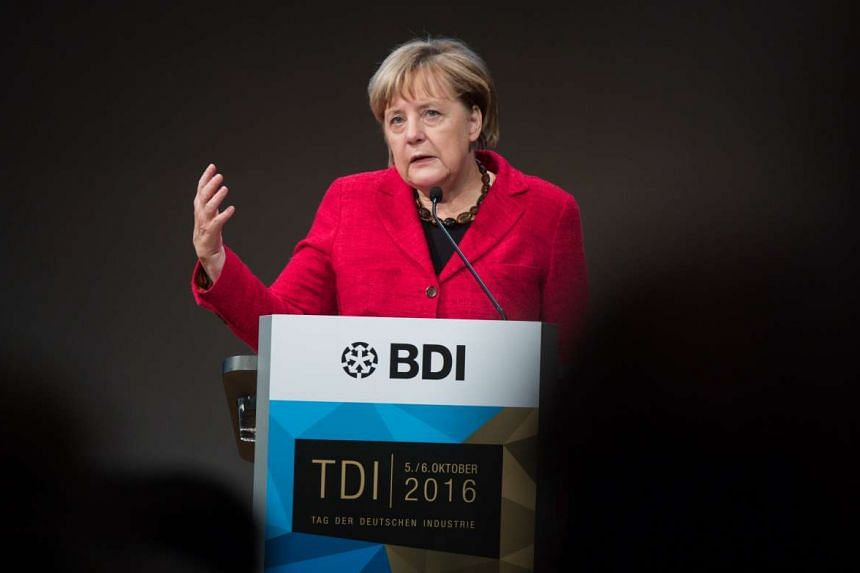 German Chancellor Angela Merkel said Britain cannot be allowed access to the EU's single market without accepting free movement of people.