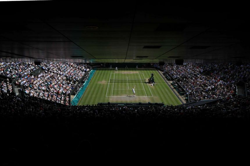 The Tennis Integrity Unit is investigating whether a match at this year's Wimbledon was fixed.
