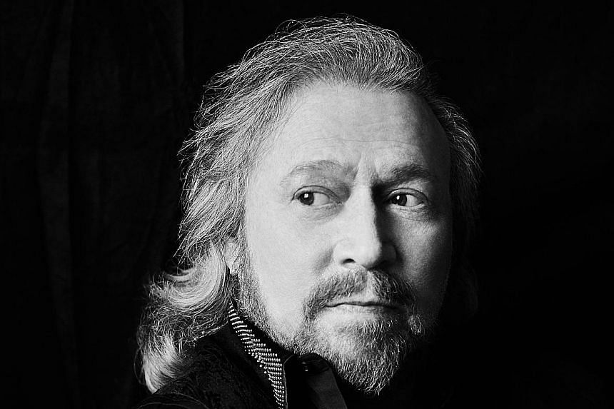 Barry Gibb releases his first solo album in 32 years tomorrow.