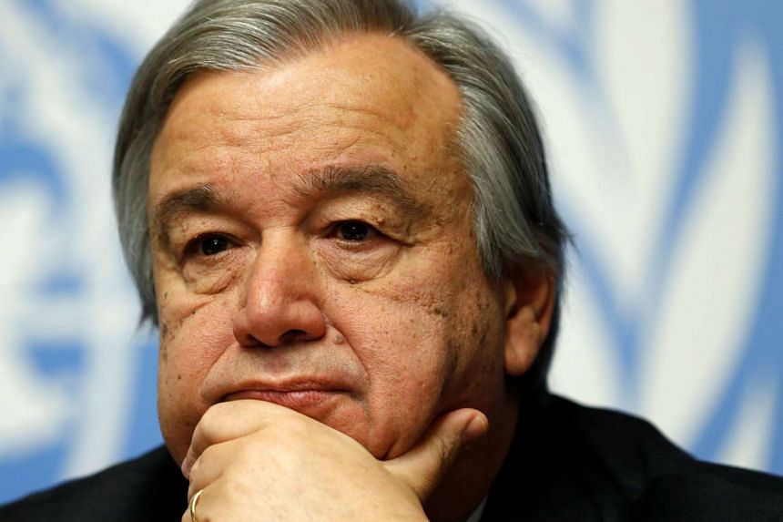An engineer by training and fervent Catholic, Guterres, 67, fought unflaggingly for migrants' rights over a decade as UN High Commissioner for Refugees.