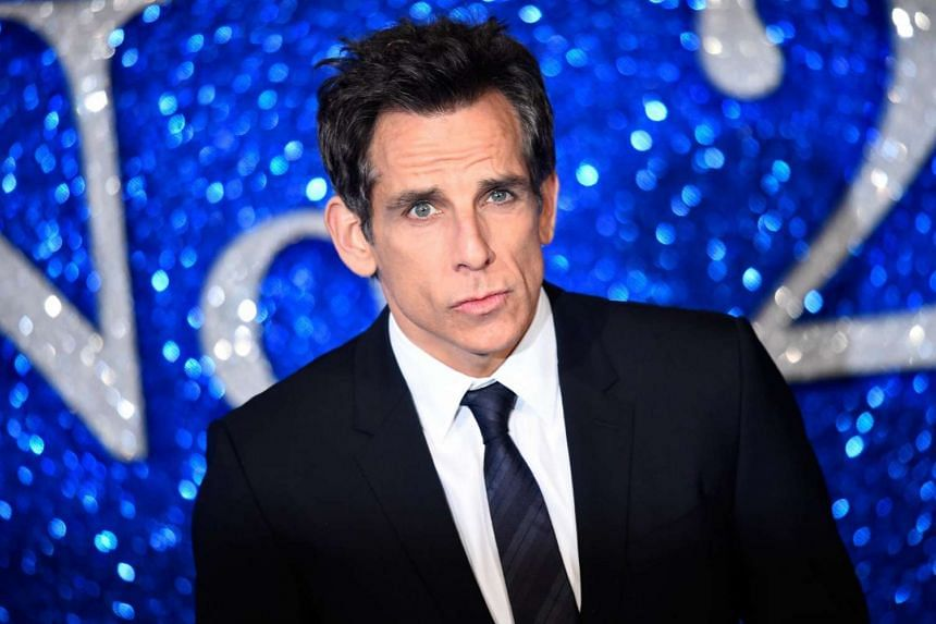Ben Stiller poses for photographers at the screening of Zoolander 2 at a cinema in central London.