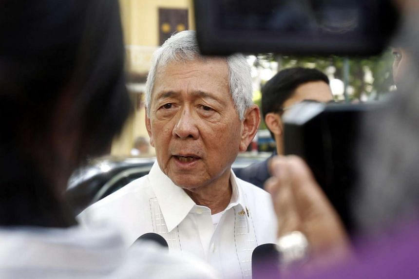 """Philippine Foreign Affairs Secretary Perfecto Yasay has said that President Rodrigo Duterte aims to liberate his country from a """"shackling dependency"""" on the United States."""