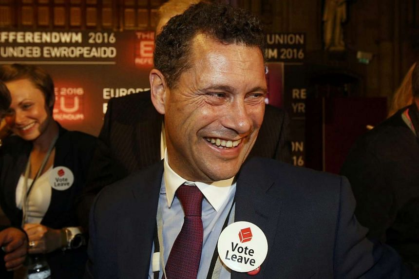 "Mr Steven Woolfe from the UK Independence Party was admitted to a Strasbourg hospital on Thursday (Oct 6) after an ""altercation"" during a meeting."