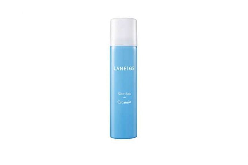 Laneige's all-day cream-based mist.