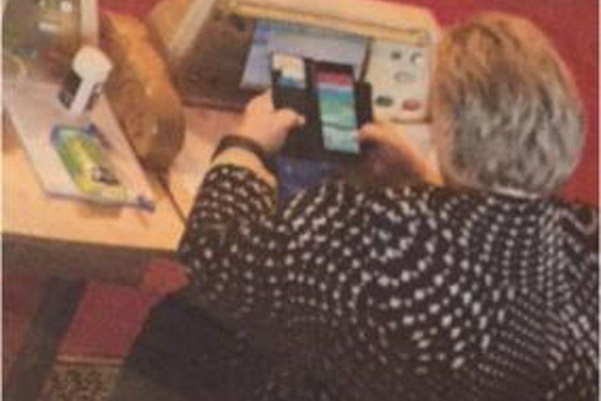 Norwegian Prime Minister Erna Solberg was caught on camera playing Pokemon Go on her phone during a debate in Parliament.