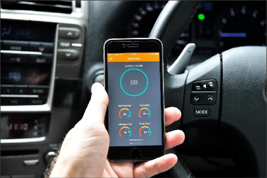 Drive Master applies telematics innovation via a free smartphone application to automatically track and assess drivers' speed, manoeuvres, drive time and mileage.