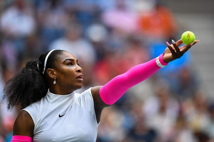 The WTA Finals Singapore will feature world No. 1 Angelique Kerber and 22-time Grand Slam winner Serena Williams (pictured).