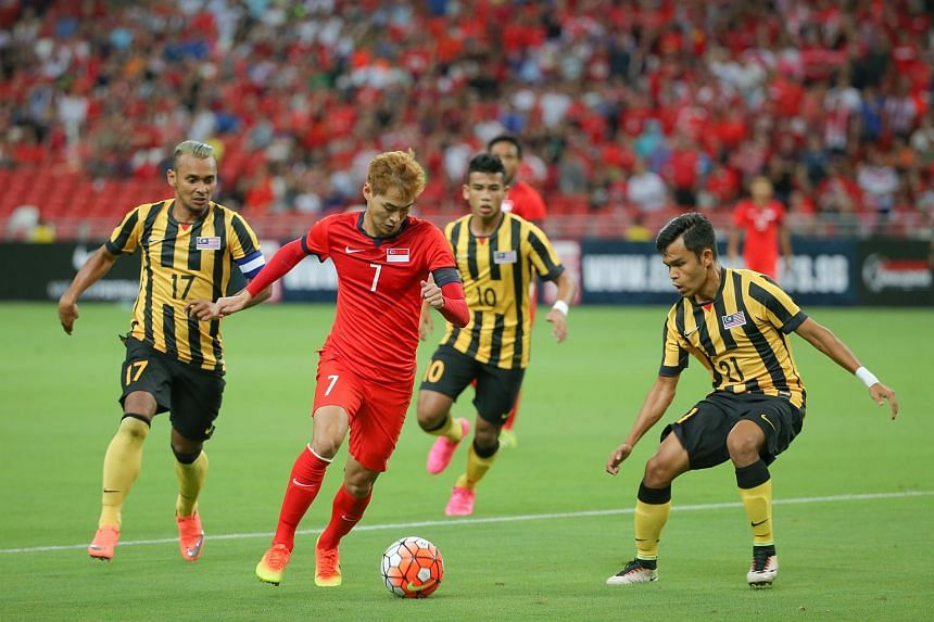 Singapore did not get the chance to defeat Malaysia in the Causeway Challenge on Oct 7, 2016, which ended on a 0-0 draw.