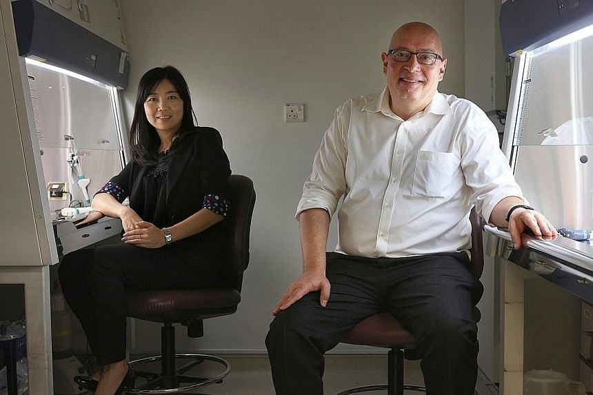 A study by Prof Goh and Prof Augustine has revealed that choline can help override physical and functional defects caused by mutations in nerve cells affected by Rett syndrome.