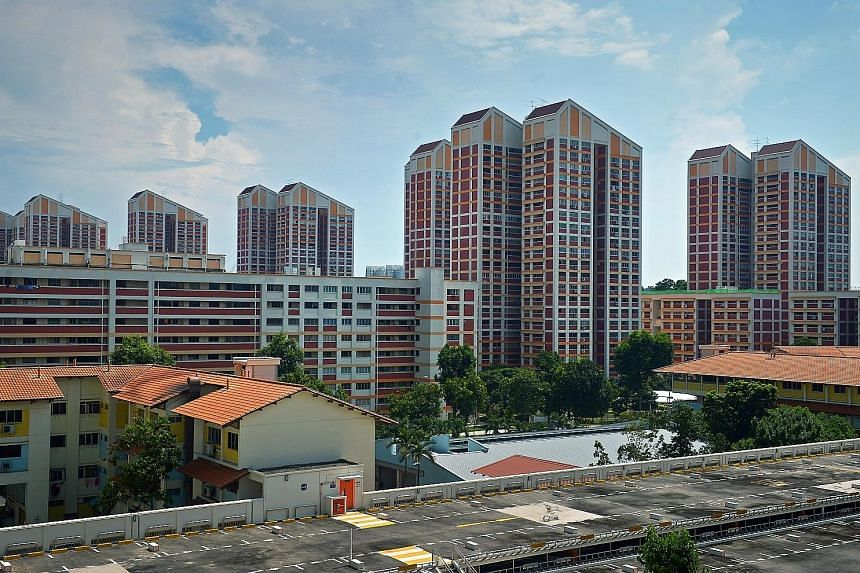 The rise in resale prices points to a stabilised market, observers say. Overall, the price increase was due to the rise in prices of four- and five-room flats, despite three-roomers and executive flats going for lower prices.