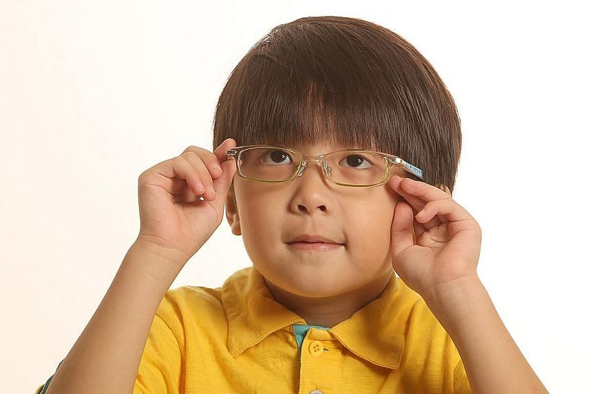 Singapore has one of the highest rates of myopia in the world.