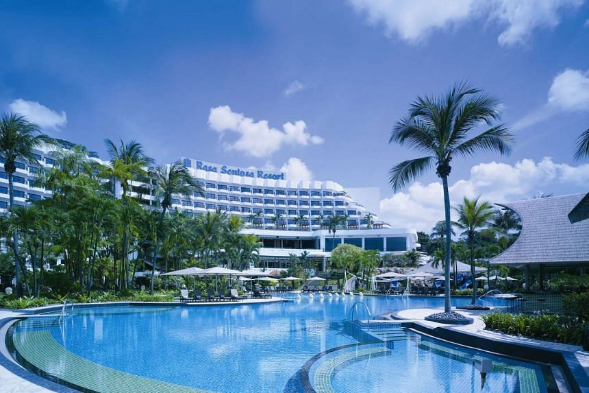 Shangri-La's Rasa Sentosa Resort & Spa has since the start of the year made it mandatory to conduct emergency drills every month, said Mr Winston Wong, its director of security.