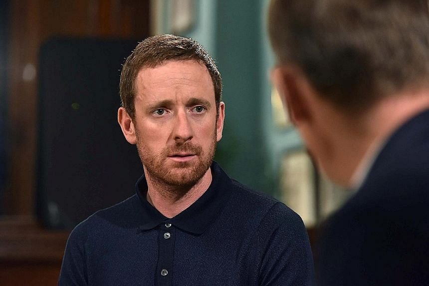 Bradley Wiggins, Britain's first Tour de France winner, is facing scrutiny over a medical package delivered to Team Sky in 2011.