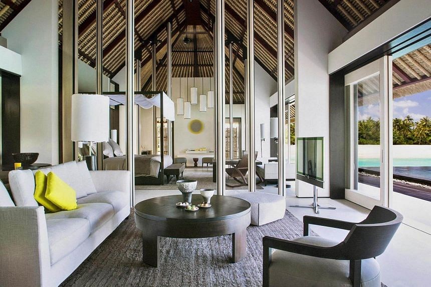 The 45-villa Cheval Blanc Randheli offers a piece of designer heaven set in the turquoise waters of the Indian Ocean.