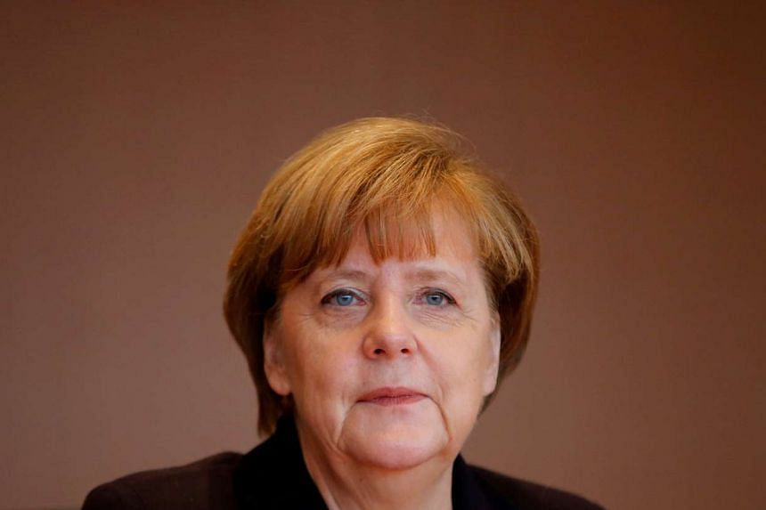 German Chancellor Angela Merkel has begun her three-day Africa tour.