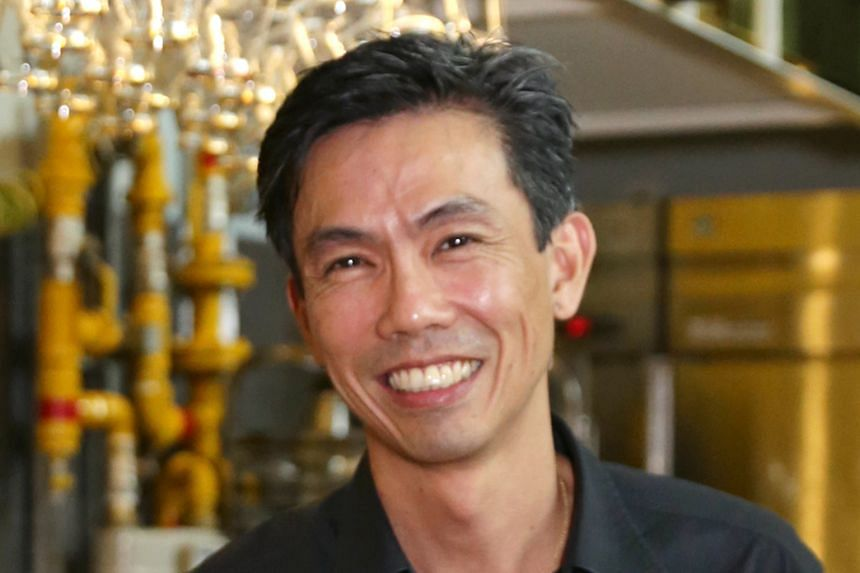 Alchemist Beer Lab's managing partner Francis Khoo (above) would trawl supermarket aisles to get ideas for the unusual flavours of his beers.