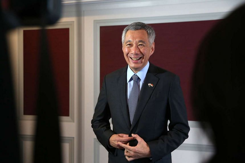 Prime Minister Lee Hsien Loong will address the Australian Parliament - the first time a Singapore PM has done so - during his visit.