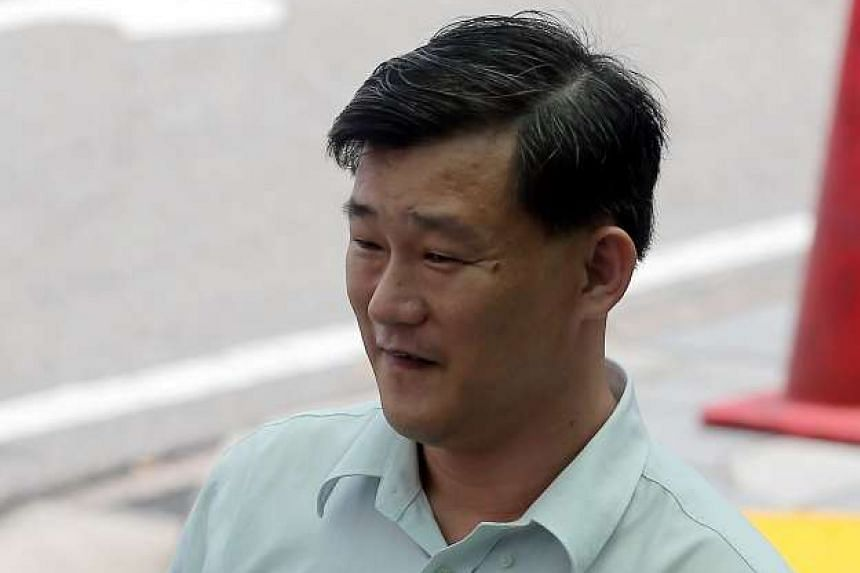 Teo Chye Siong, who pleaded guilty to two charges of sexual penetration of a minor, was sentenced to be jailed for 10 months.