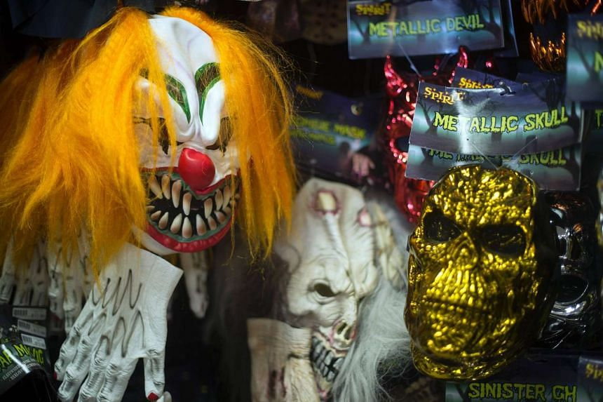 A spate of creepy clown sightings across Britain has prompted police to issue warnings.