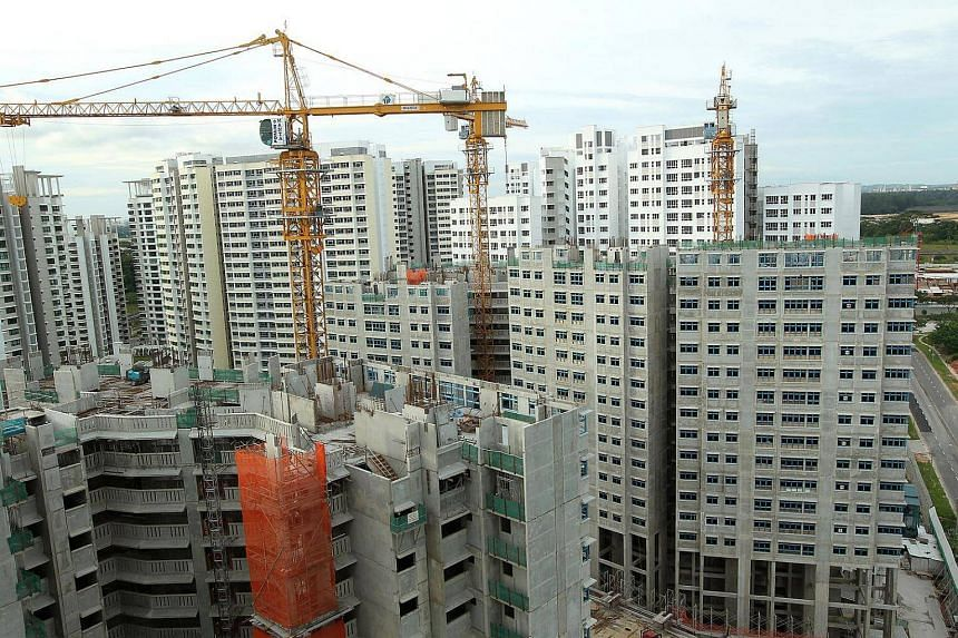 The shorter wait will be achieved by bringing forward construction and building ahead of BTO launches.