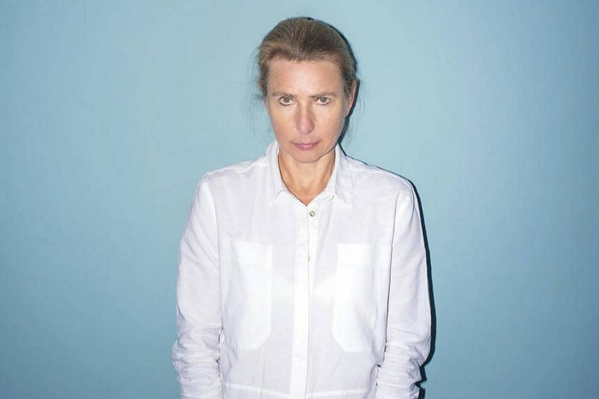 American novelist Lionel Shriver, whose speech upset the Brisbane Writers Festival officials.
