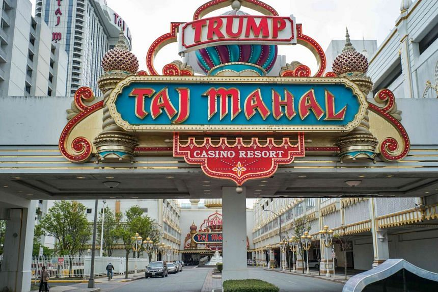 The Trump Taj Mahal casino in New Jersey's Atlantic City, once owned by Republican presidential nominee Donald Trump and which still bears his name, has closed.