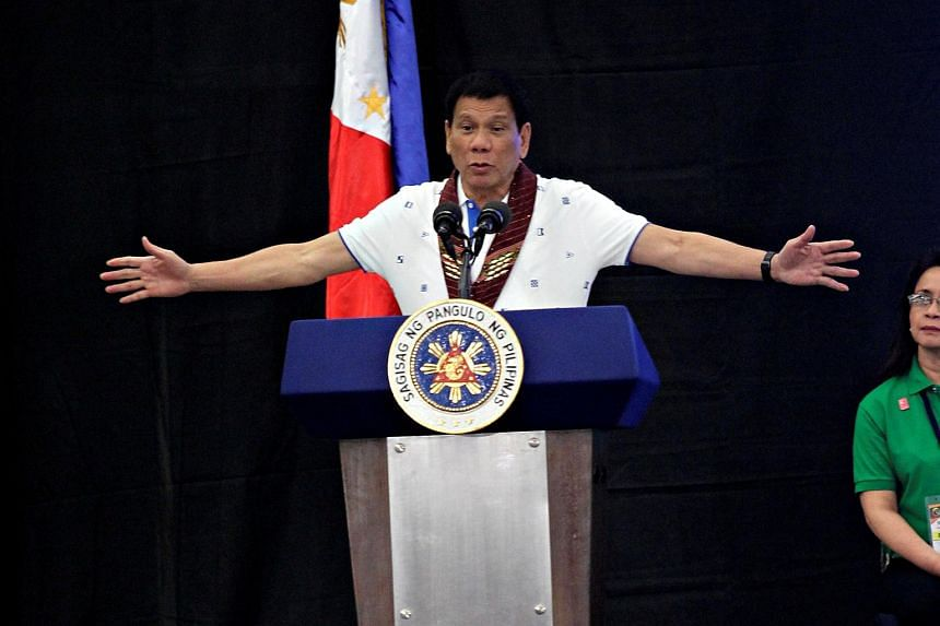Philippine President Rodrigo Duterte is set to ban smoking in public in his country.