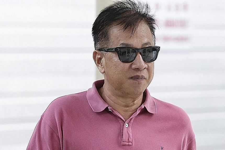 Yak, a former managing director of BSI Bank in Singapore, and former BSI director Seah were each charged with four counts of failing to disclose information on suspicious transactions relating to Mr Jho Low's accounts with BSI Singapore. They were al